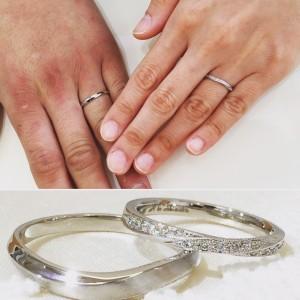 着け心地よい結婚指輪