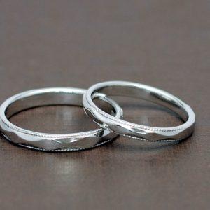旭川で人気のオリジナル結婚指輪