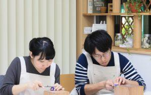 北海道旭川で手作り結婚指輪