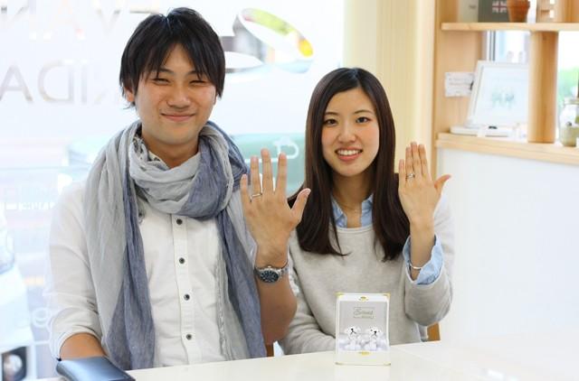 北海道旭川で結婚指輪をオーダーメイド