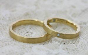北海道旭川市結婚指輪手作りプラン