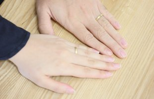 結婚指輪手作りプラン