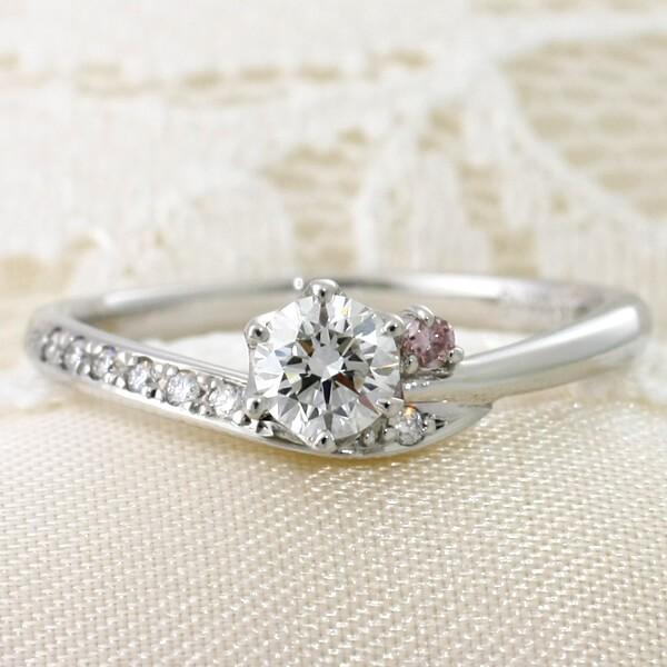 オリジナル婚約指輪の彩