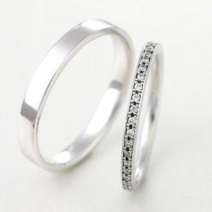 オリジナル結婚指輪のルミエラ