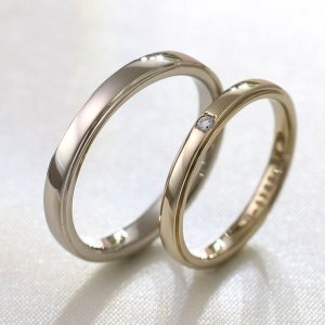 オリジナル結婚指輪のジュノー