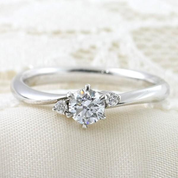 オリジナル婚約指輪―ブロッサム