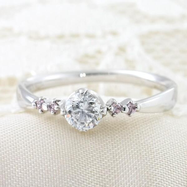 オリジナル婚約指輪―フランボワーズ