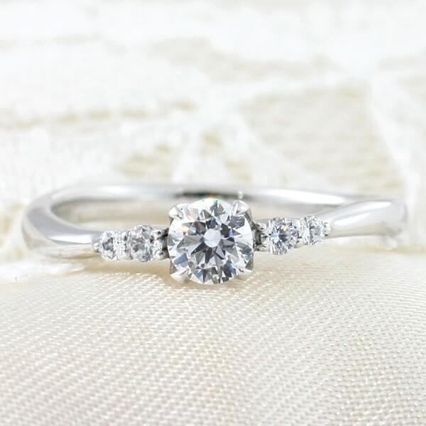 オリジナル婚約指輪―ソレイユ
