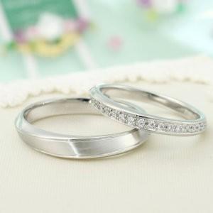 エヴァンスオリジナル結婚指輪