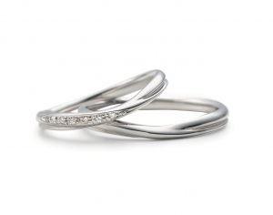永久保証の結婚指輪アフラックス