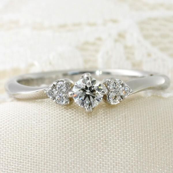 オリジナル婚約指輪ーデュオ