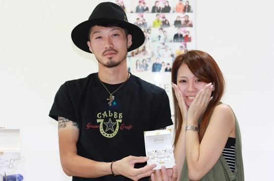 北海道旭川市結婚指輪専門店