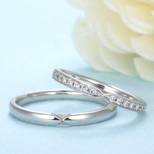 ブライダルジュエリーブランド星の砂の結婚指輪