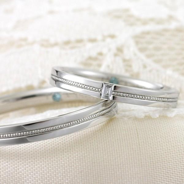 オリジナル結婚指輪-フェリシア