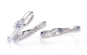 北海道でシンプルな結婚指輪をお探しなら