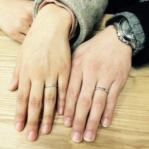 旭川結婚指輪EVANS