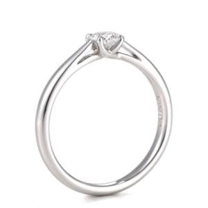 星の砂の婚約指輪_サザンクロス