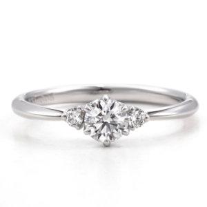 星の砂の婚約指輪_ベガ