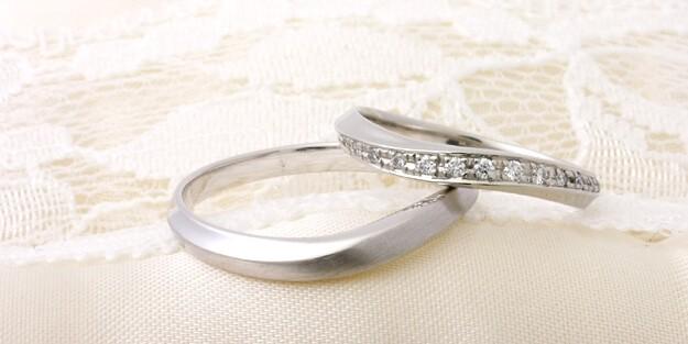 エバンスブライダル旭川本店の結婚指輪ブランド一覧