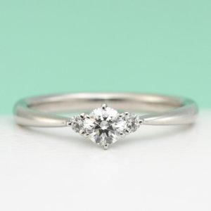 人気の婚約指輪