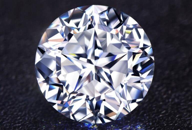 ステラカットダイヤモンドは100面カットのダイヤモンドです。
