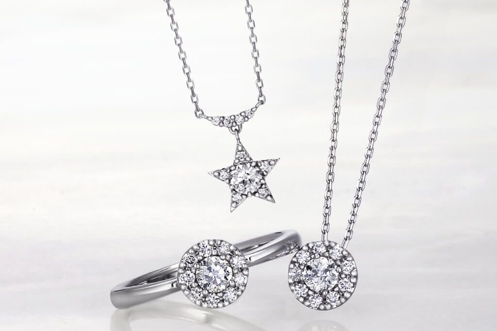 星の砂とスイートテンダイヤのコラボモデル