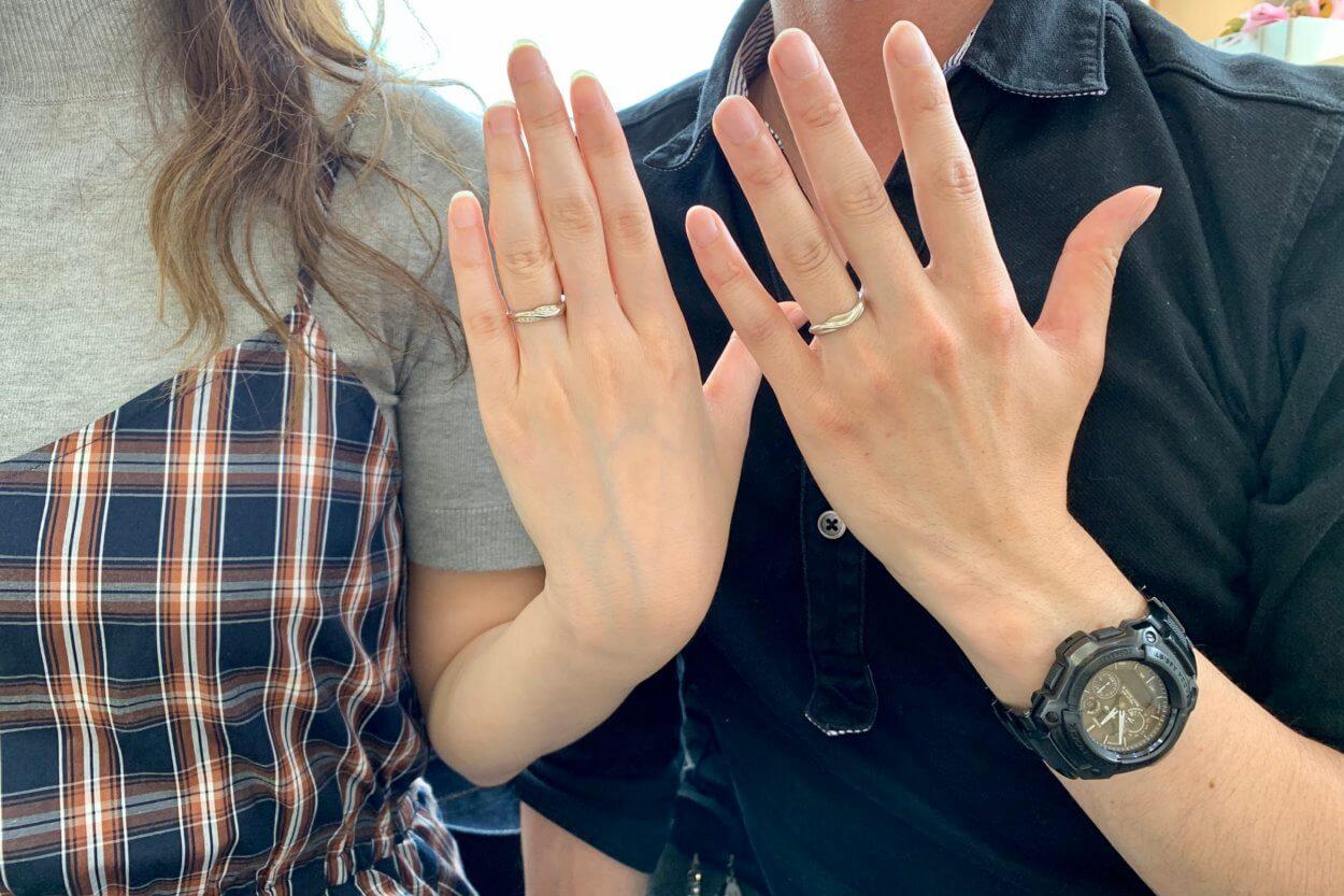アフラックス結婚指輪