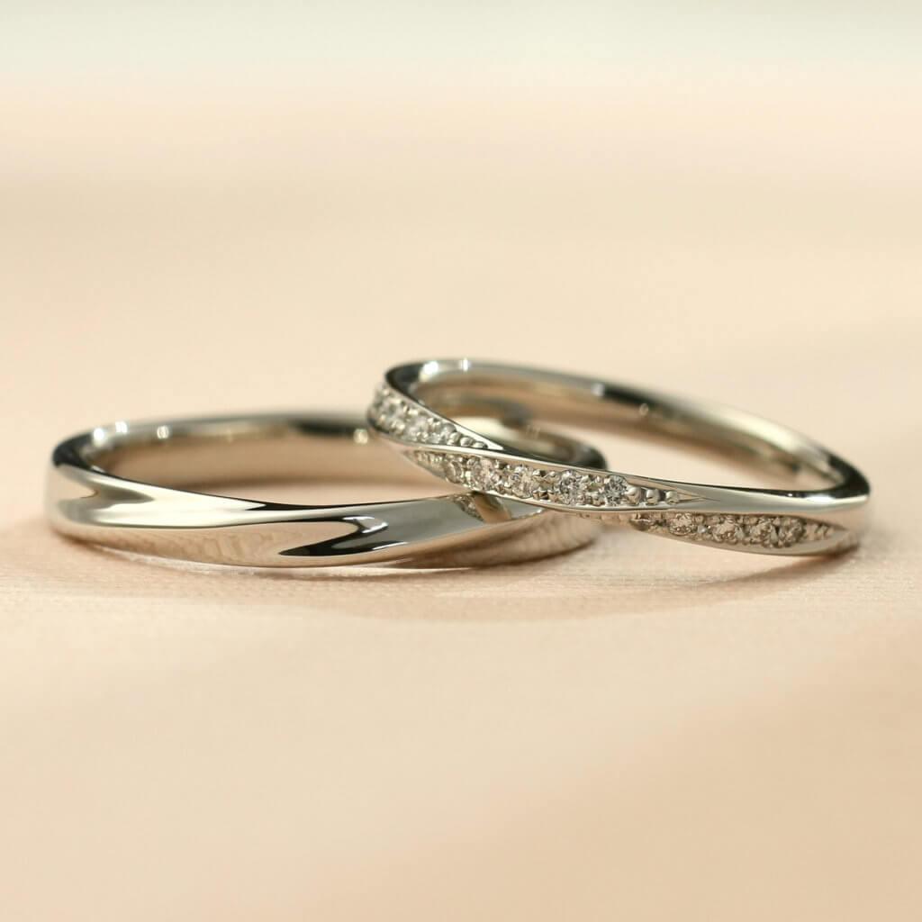 オリジナル結婚指輪エトワール