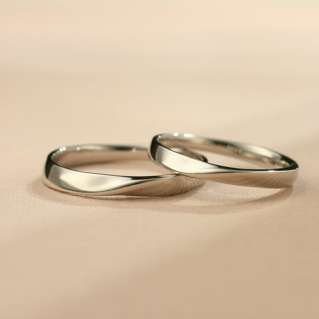オリジナル結婚指輪いつまでも