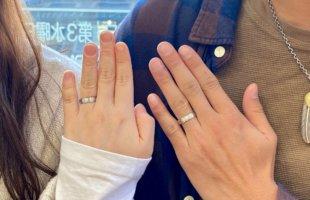 エヴァンスブライダルの結婚指輪